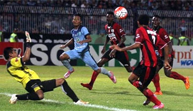 Persipura rarely experienced troubles here. Predictions for the match between Persela and Persipura: betting tips, opinions, forecasts