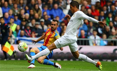 Real Madrid versus Valencia Match Preview