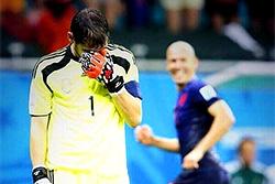 ЧМ 2014 Испания - Голландия коэффициент на счет 1:5