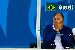 ЧМ 2014 Германия - Бразилия коэффициент на счет 7:1