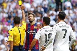 От судей требовали обеспечить договорной результат матча Реал - Барселона