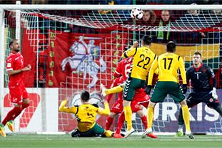 Литва и Мальта сыграли договорной матч?